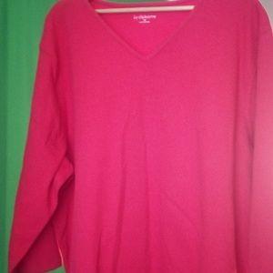 NWT Liz Claiborne 3x sweater